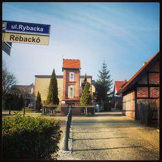Seaside Towns, Baltic Sea, Resorts, Big Ben, Cities, Coastal, Sweet Home, Sidewalk, Building