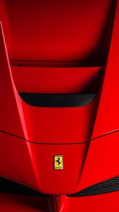 iPhone X Wallpapers Ferrari Sign, New Ferrari, Ferrari Laferrari, Lamborghini Cars, Iphone Red Wallpaper, Apple Wallpaper, Never Settle Wallpapers, Car Brands Logos, Car Wallpapers