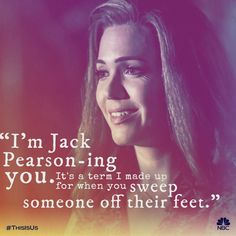 Jack Pearson-ing you Tv Show Quotes, Movie Quotes, Drama Quotes, Lights Camera Action, Fiction Movies, Big Three, Movie Lines, This Is Us Quotes, Hopeless Romantic
