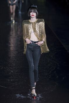 Saint Laurent Spring 2019 Ready-to-Wear Collection - Vogue