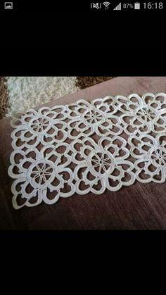 Image gallery – Page 420453315209479963 – Artofit Filet Crochet Charts, Crochet Diagram, Crochet Motif, Crochet Designs, Crochet Doilies, Crochet Flowers, Crochet Patterns, Cotton Crochet, Irish Crochet