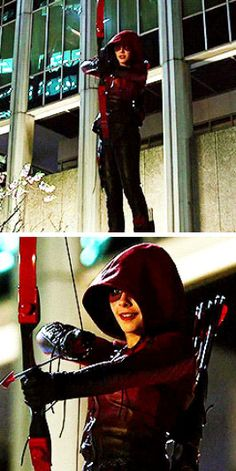 Arrow 3x23 - Thea Queen - Speedy