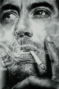 Joanna Wędrychowska | pencil Robert Downey Jr.