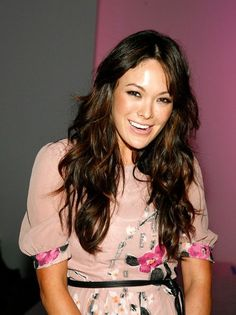 This is to remind me of the overall hair look I want to achieve (and cute dress). Lindsay Price