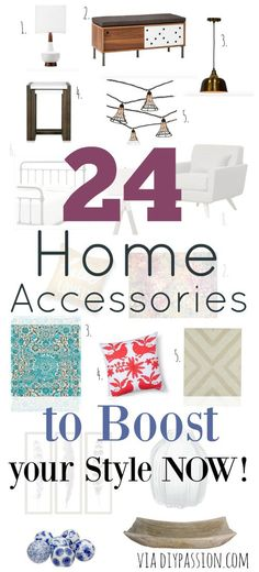 24 Home Accessories