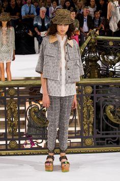 John Galliano // Paris Fashion Week Spring 2015