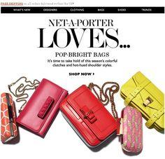 Net-a-Porter newsletter