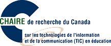 Chaire de recherche du Canada sur les technologies de l'information et de la communication (TIC) en éducation