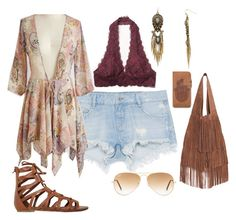 """""""Summer"""" by nikke9doors ❤ liked on Polyvore"""