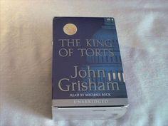 VINTAGE The King of Torts 2003 UNABRIDGED 8 AUDIO CASSETTE TAPES JOHN GRISHAM