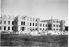 Altgeld Castle Construction | Northern Illinois University