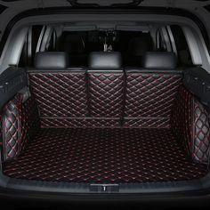 PREMIUM Antirutsch Gummi-Kofferraummatte für HYUNDAI i30 II Kombi Wagon 12-17