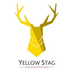 Yellow Stag Online Estate Agent Property Ing Graphic Design Diy