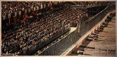 It's go time!  1) Harvick 2) Logano 3) Johnson  #BojanglesSo500 #NASCARthrowback