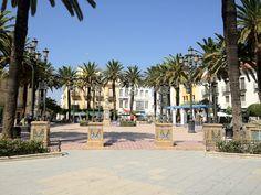 Plaza de la Laguna, Ayamonte