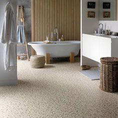 MS2 Navarra Chalk Bathroom Flooring - Michelangelo