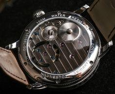 Jiusko Tourbillon JFL0168L-SG $2,500 Watch Review Tourbillon Watch, Gold Water, Rolex Watches, 18k Gold, Accessories, Pointers, Jewelry Accessories