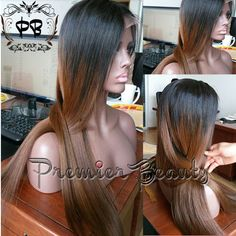 7 Main Reasons For Using Human Hair Wigs 100 Human Hair, Human Hair Wigs, Weave Hairstyles, Cool Hairstyles, Full Lace Front Wigs, Long Hair Wigs, Photoshoot Concept, Sew Ins, Hair Affair
