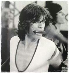 Sexy Wild Mick Jagger