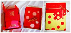 DIY box : red polkadot by fely Komul