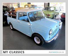 1969 Austin Mini Pick up classic car
