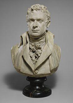 Jean-Antoine Houdon: Robert Fulton (1765–1815) (1989.329) | Heilbrunn Timeline of Art History | The Metropolitan Museum of Art