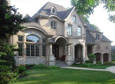 Traditional Exterior Photos Stone Design Ideas, Pictures, Remodel, and Decor - page 5