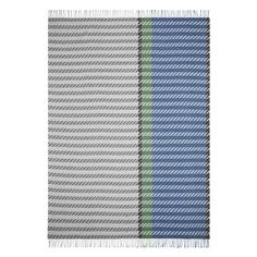 Makrana is a wonderfully soft wool and cotton throw from Designers Guild which is woven in twisted multicoloured yarn which creates a sophisticated pattern. Burke Decor, Designers Guild, Luxury Home Decor, Home Textile, Indigo, Outdoor Blanket, House Design, Fabric, Cotton