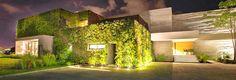 Insulating veil of plants envelops stunning Vallarta House in Mexico | Inhabitat - Green Design, Innovation, Architecture, Green Building