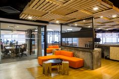 EzyPay office by ONG&ONG, Kuala Lumpur – Malaysia » Retail Design Blog