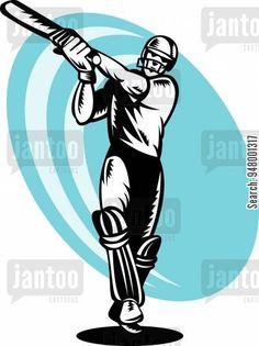 cricket logos cartoons - Humor from Jantoo Cartoons