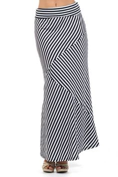 Loves Your Stripes Skirt - $21.50. MISSIONARY SKIRT - WE OFFER SISTER MISSIONARIES 20% OFF! Message us on our Facebook page telling us where you are going on a mission (congrats!) and we will message you with the code. Feel free to share the code with your fellow missionaries!! Thanks so much for letting us help you prepare for your upcoming mission and adventure! facebook.com/modestpop