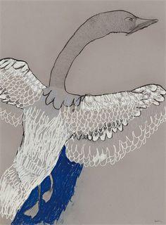 Swan Dive by Karlee Rawkins