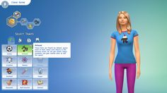 "STATUS testing - by zerbu - ""I bring you another new trait for The Sims 4, the AIRHEAD trait. The Airhead trait has the following effects : Sims will be Playful by default instead of Fine, will gain mental skills at half the speed, will not get negative moodlets from low needs until they're in the extreme, special moodlets caused by other traits are excluded and will still appear, certain Angry moodlets have been disabled for these Sims."""