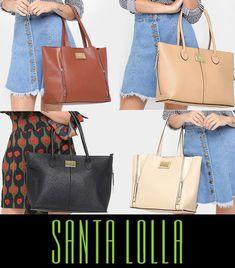 b68c13fa9 Bolsas Santa Lolla gostou  veja + modelos acessando o link da foto q vc será