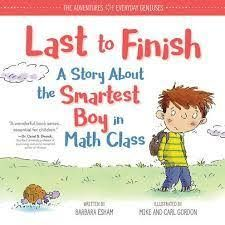 Last to Finish A Story About the Smartest Boy in Math Class (eBook) Multiplication Facts, Math Facts, Math Class, Math Skills, The Napping House, Smart Boy, Math Books, Read Aloud, Book Format