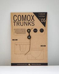Comox Trunks - Perfect underwear for comfort and style!
