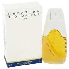 Creation By Ted Lapidus Eau De Toilette Spray 1 Oz (pack of 1 Ea)