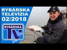 Rybárska Televízia 2/2018 - relácia pre rybárov o rybách a rybolove