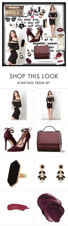 """""""Top."""" by sadeta-v ❤ liked on Polyvore featuring Massimo Matteo, Givenchy, Jaeger and Vera Bradley"""
