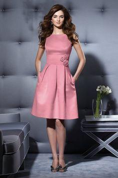 Dessy 2780 Bridesmaid Dress | Weddington Way
