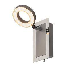 Keria Luminaires, lumière, éclairage,  salle de bain, applique orientable, spot LED.