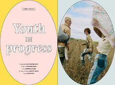 Youth in progress on Behance Web Design, Graphic Design Layouts, Graphic Design Branding, Graphic Design Posters, Media Design, Typography Design, Layout Design, Book Design, Cover Design