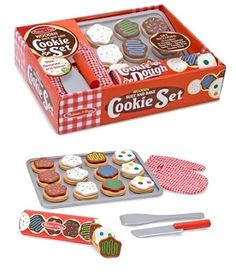 Melissa and Doug Food Play Sets...top quality playsets for imaginative play.