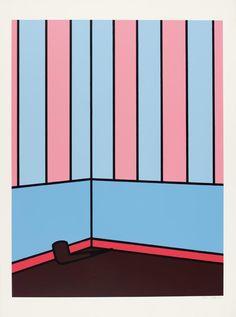 'Pipe', Patrick Caulfield   Tate