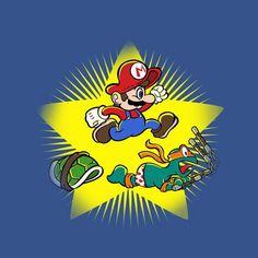 Mario Vs Mike'