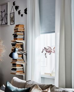 IKEA Catalog 2021 | A Handbook For A Better Everyday Life at Home — THE NORDROOM Cama Ikea, Ikea Bed, White Pegboard, Catalogue Ikea, Ikea Small Spaces, Narrow Bedroom, Modular Cabinets, Art Et Design, Small Workspace