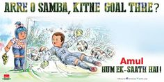 Amul - Kitne Goal the | DaCunha Communications Pvt Ltd, Butter/margarine