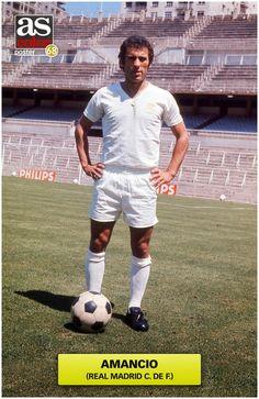 Amancio (Real Madrid)                                                                                                                                                     Más