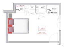 J'adore cette photo de @decofr ! Et vous ? (Source : http://www.deco.fr/photos/diaporama-conseils-d-architecte-comment-amenager-un-dressing-dans-une-chambre-d_3238)
